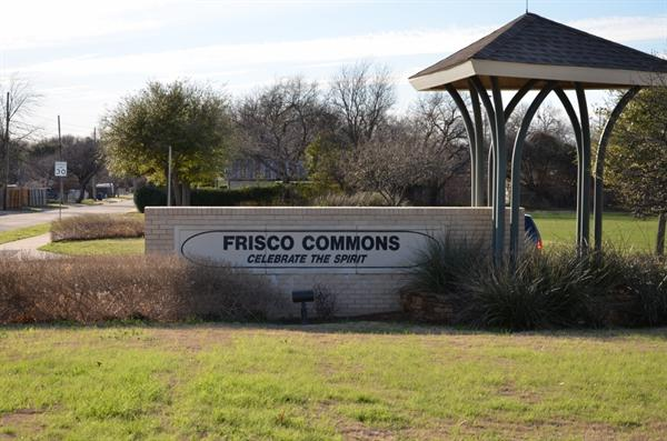Frisco Commons Park