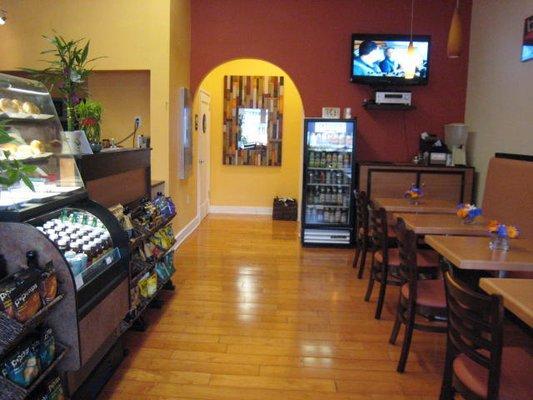 Lou's cafe