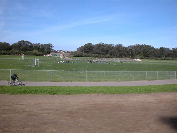 The Polo Fields