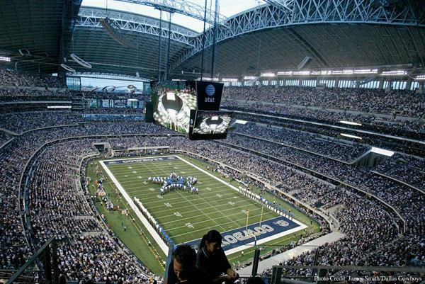 AT&T Stadium, Cowboys Stadium