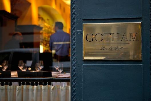 Gotham Bar and Grill