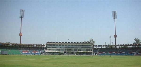 Gaddafi Stadium, Lahore